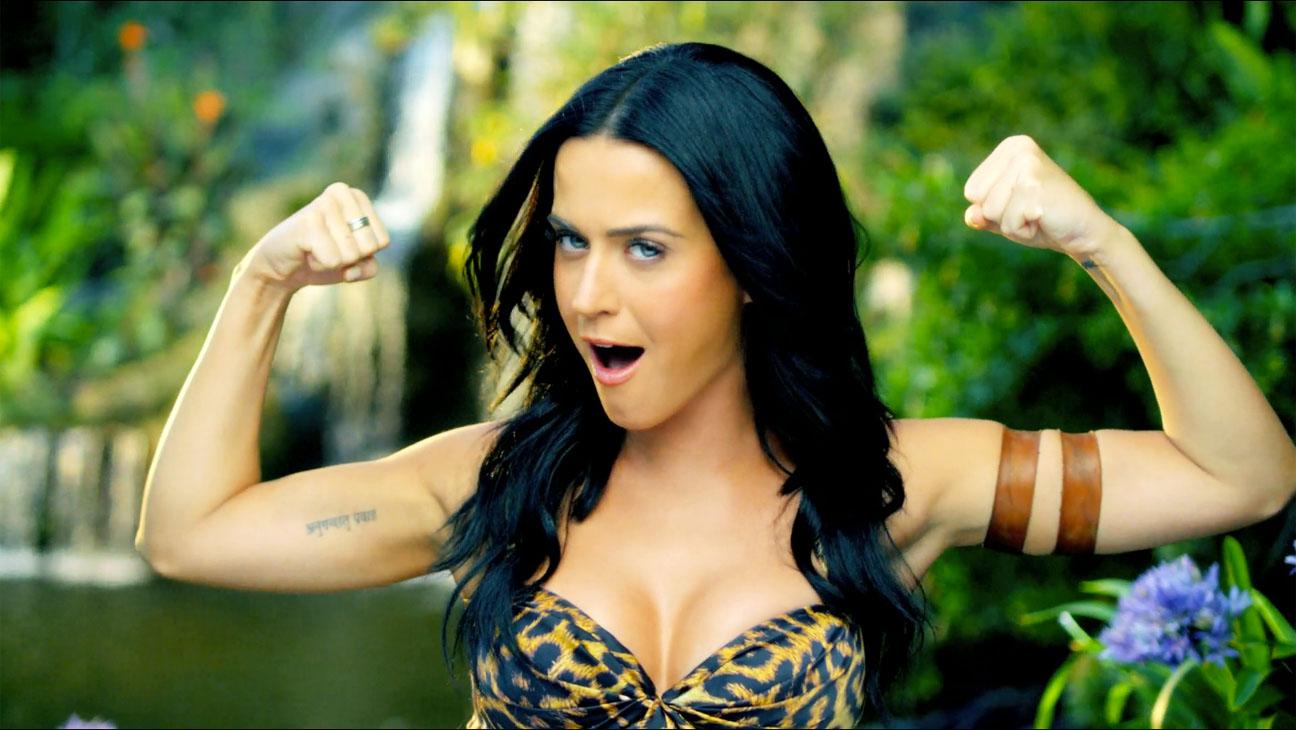 Katy Perry's new sin... Katy Perry Roar